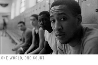 Andreas Burgess - One World, One Court